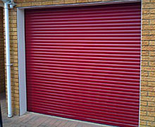 Domestic Roller shutter Doors