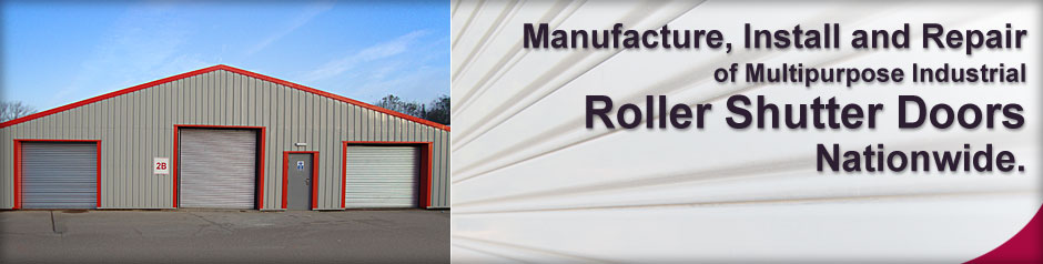 Roller Shutter Doors Nationwide